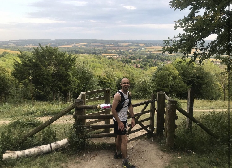 North Downs Way 100 mile ultra marathon